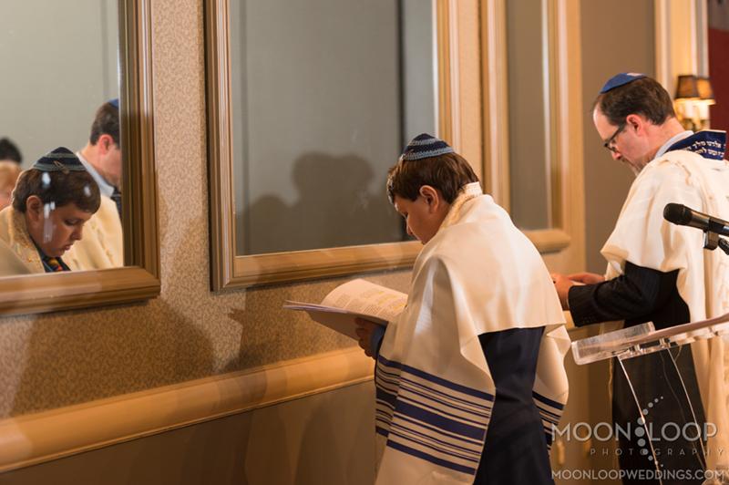 Bar Mitzvah Ceremony