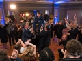 Crowd Fun during a Bar Mitzvah