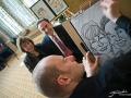 Bar mitzvah caricaturist