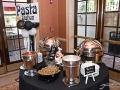Pasta food station