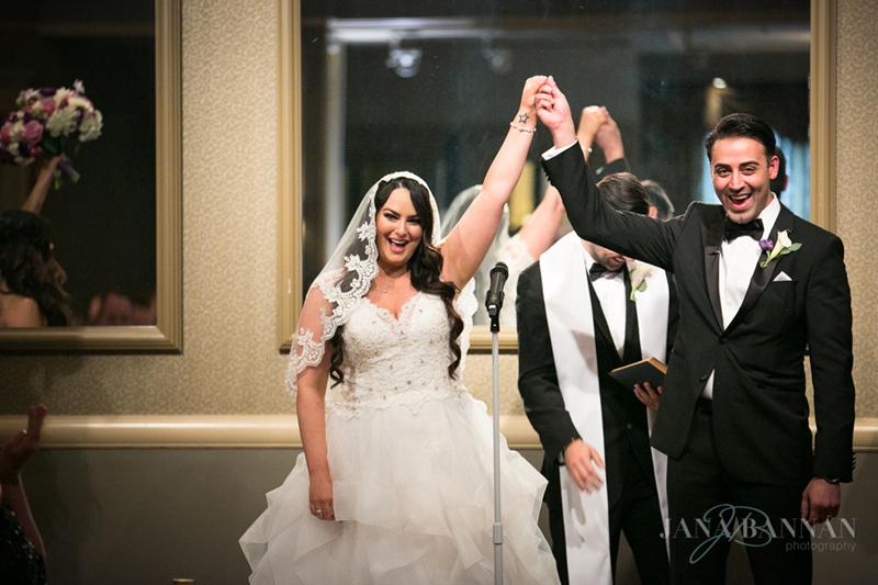 Ceremony in the Ballroom