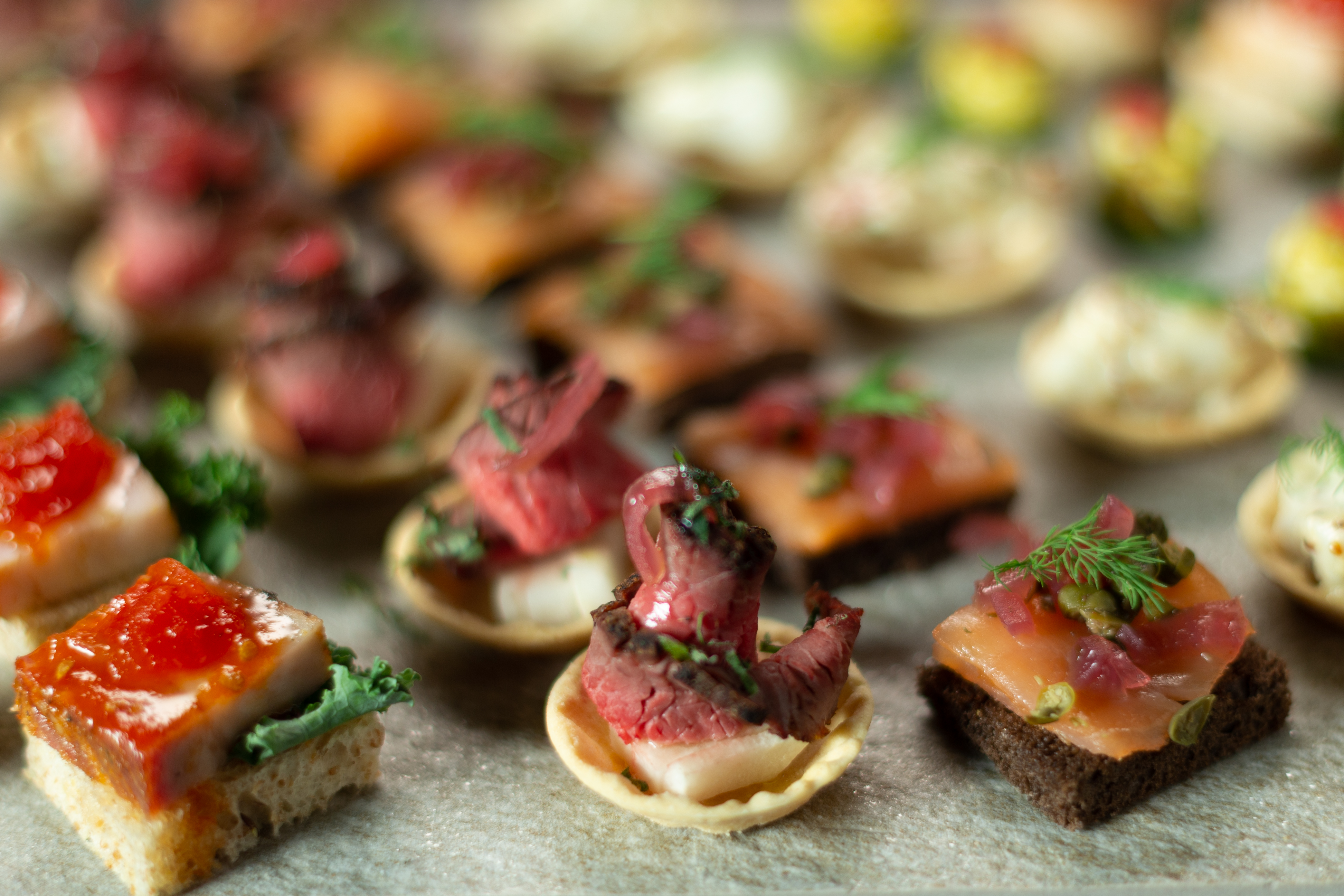 Reception-Hors d'Oeuvres