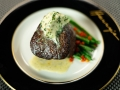 Filet with Compound butter