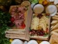Salumi and Cheese Display