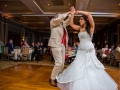 Father/Daughter Dance in the Ballroom