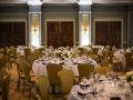 Ballroom the Tables Set