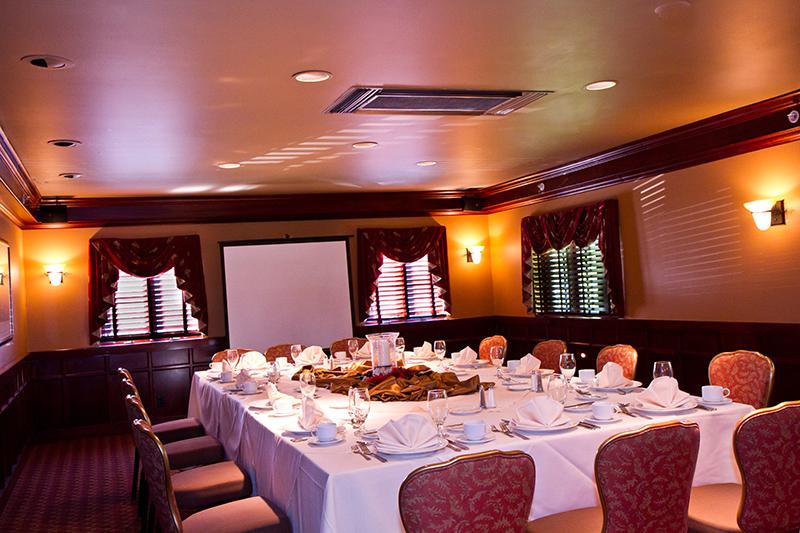 Windsor Room for Presentation