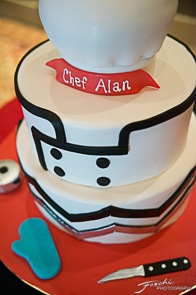 Chef Specialty Cake