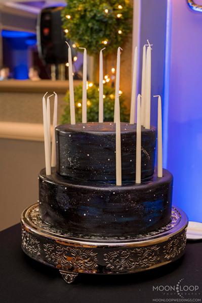 Star Wars Bar Mitzvah Cake